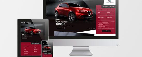 Strona z prezentacją modeli z ekspozycji na Poznań Motor Show 2019