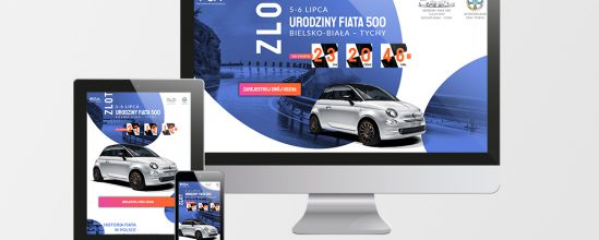 Urodziny <br> Fiata 500