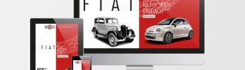 Fiat świętuje 100 lat obecności w Polsce